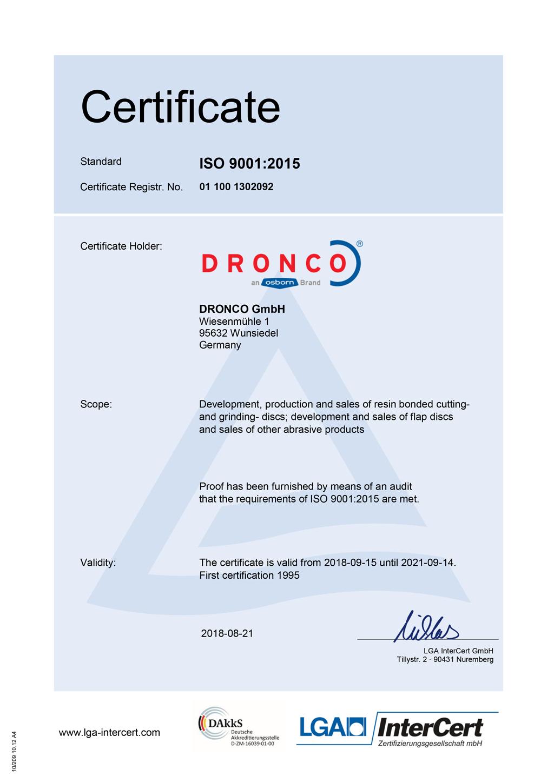 Company – DRONCO GmbH